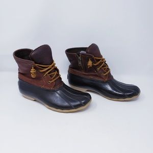 Sperry Top Sider Duck Boots Size 8.5